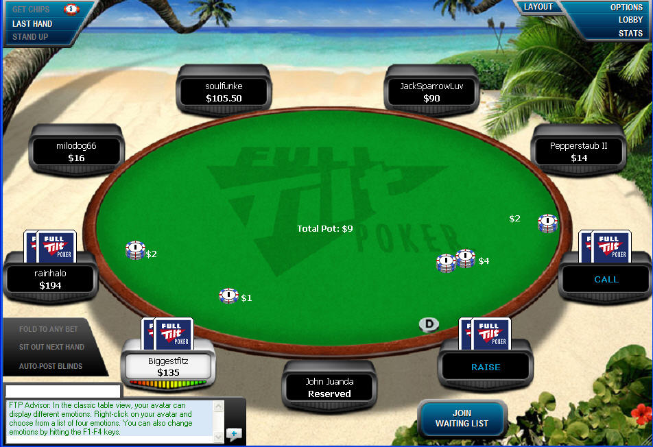 Full Tilt Poker Referral Code Bonus Code best Bonuscode new test report